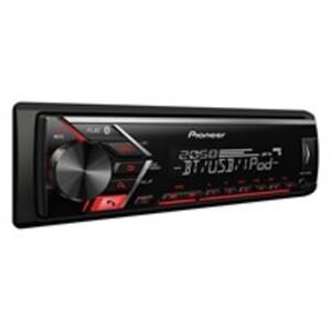 Pioneer MVH-S030BT Autoradio mit Bluetooth, USB-/AUX-Eingang, Spotify-Steuerung für iPhone (USB) / Android-Smartphones (Bluetooth)