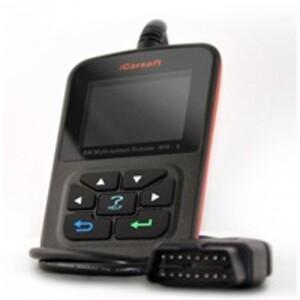 iCarsoft i910 II Profi OBD2 Diagnosegerät für BMW und Mini, mit Service Reset Funktion