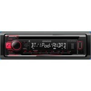 Kenwood KDC-BT510U Autoradio mit USB, CD, RDS-Hochleistungstuner, iPod-Steuerung und Bluetooth-Freisprecheinrichtung