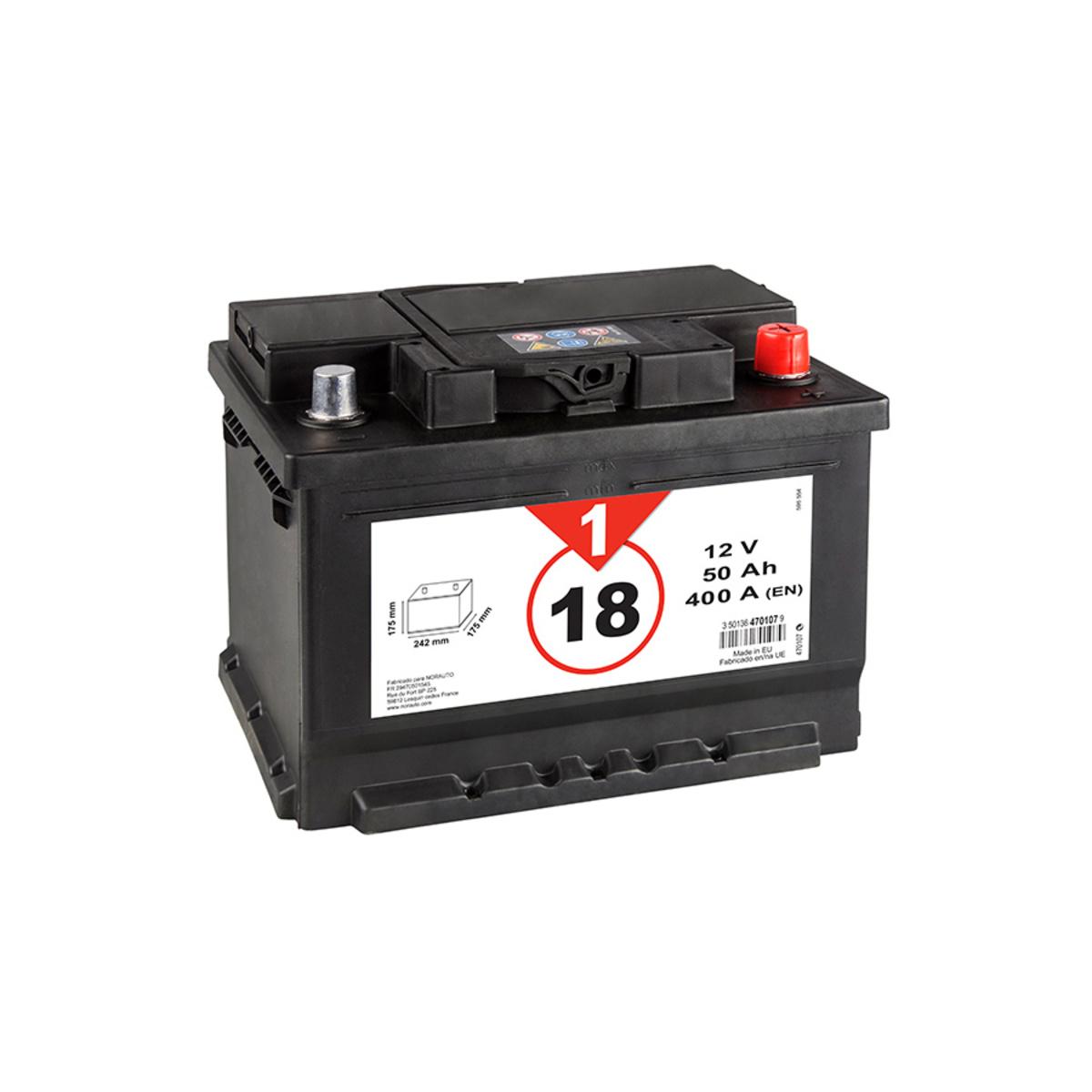 Bild 2 von Autobatterie 16, 80 Ah, 700 A
