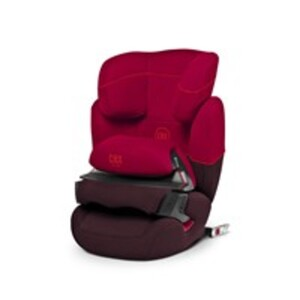 CBX by Cybex Kindersitz Aura-fix Rumba Red, Gruppe 1,2,3
