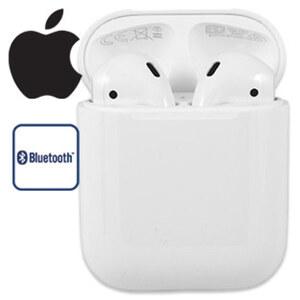 Bluetooth®-Kopfhörer Airpods 2 • bis zu 5 h Musikwiedergabe • bis zu 3 h Sprechdauer • Bluetooth 5.0 • inkl. Ladecase