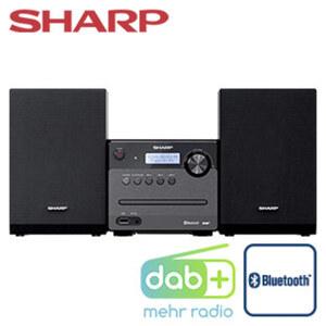 Bluetooth®-Mikro-Anlage XL-B515D mit DAB+ • 40 Watt RMS • CD-Player, MP3 • USB-Anschluss, Aux-In • IR-Fernbedienung