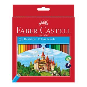 "Faber Castell Buntstifte ""Castle"" 24 Stück"