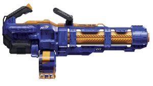 Hasbro - Nerf Elite Titan CS-50 Spielzeug Blaster