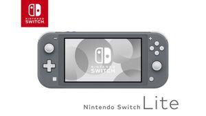 Nintendo Switch Lite - Konsole Grau