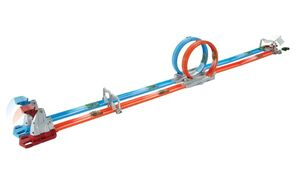 Mattel - Hot Wheels - Double Loop - Die längste Hot Wheels-Strecke!