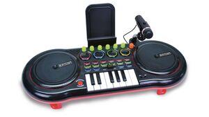 Bontempi - Elektronsicher DJ-Mixer