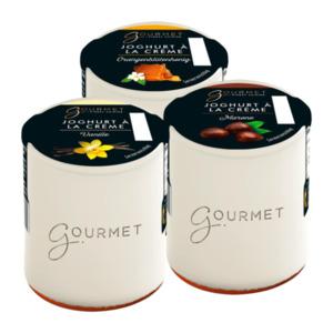 GOURMET     Joghurt à la Crème