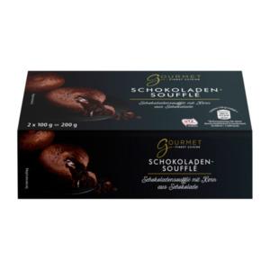 GOURMET     Schokoladensoufflé
