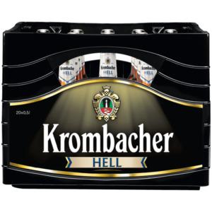Krombacher Hell 20x0,5l