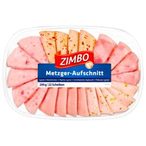 Zimbo Metzgeraufschnitt 200g
