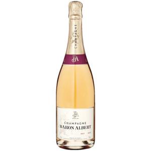 Baron Albert Champagner Rosé Brut 0,75l