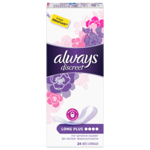 Always Discreet Inkontinenz PLUS 24