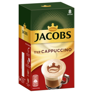 Jacobs Cappuccino 115g