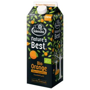 Valensina Nature's Best Bio Orange 900ml