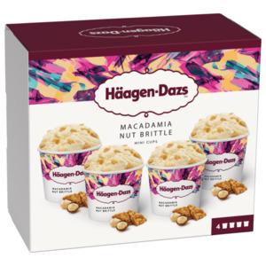 Haegen-Dazs Macadamia Nut Brittle MPK 4X95ML