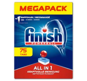 FINISH All in 1 Megapack Spülmaschinentabs