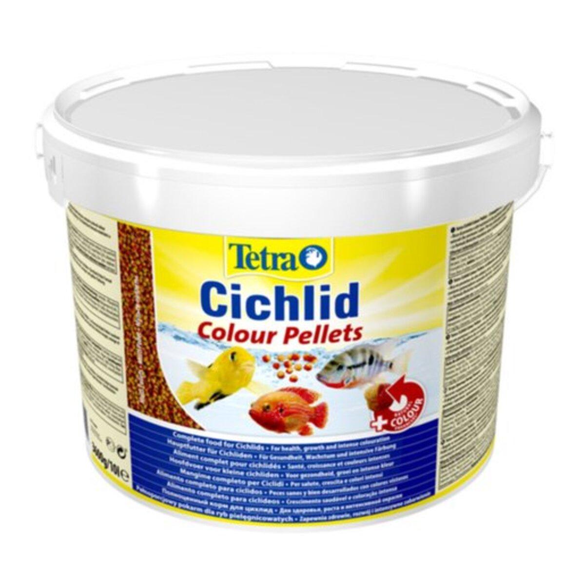 Bild 1 von TETRA Cichlid Colour 10L