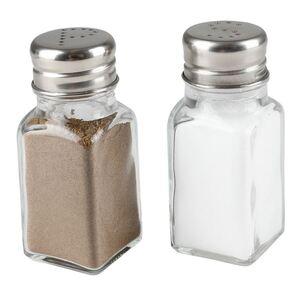 Buthe Salz-und Pfefferstreuer aus Glas 2er-Set
