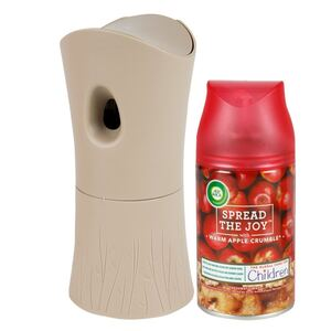 Air Wick Freshmatic Max Automatisches Duftspray Warm Apple Crumble 250ml