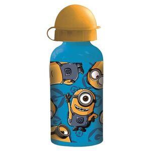 Alu-Trinkflasche Minions 400ml