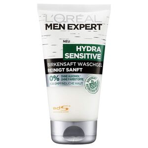 L'Oreal Paris Men Expert Hydra Sensitive Birkensaft Waschgel 150ml