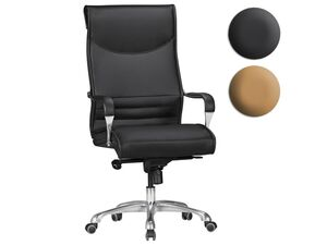 AMSTYLE Bürostuhl »BIGBOSS«, Kunstlederbezug, Multiblockwippmechanik, 150 kg Belastbarkeit