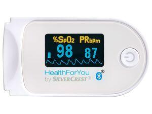 SILVERCREST® Pulsoximeter mit App
