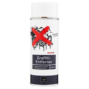 Graffiti-Entferner seidenmatt farblos 400 ml