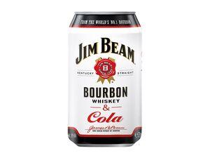 Jim Beam & Cola