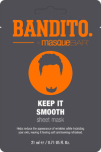 Masquebar Bandito Keep it Smooth Tuchmaske