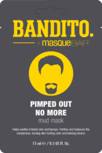 Masquebar Bandito Pimped Out No More Schlamm Maske