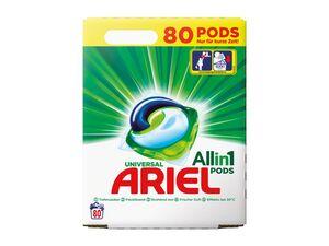 Ariel Allin1 Pods 80 Wäschen
