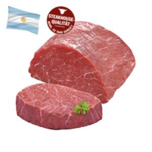 Argentinisches frisches Rinderfilet
