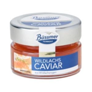 Wildlachs Kaviar