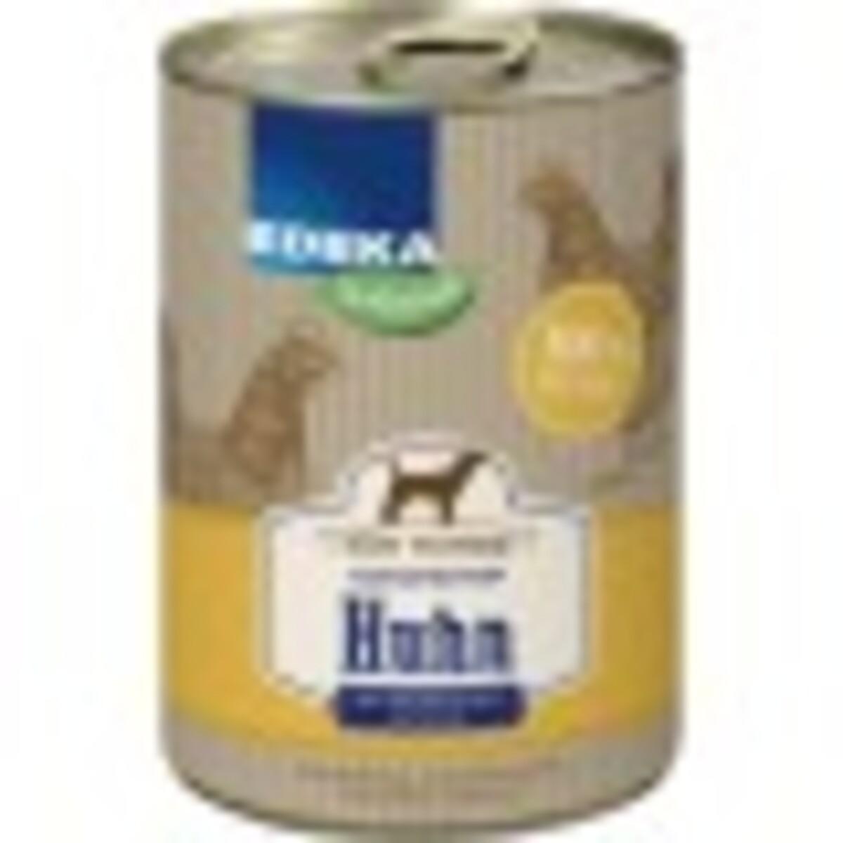 Bild 1 von EDEKA Naturals Monoprotein Huhn Hundefutter nass 400 g