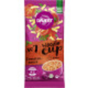 Bio Davert Noodle-Cup Tomatensauce 67g