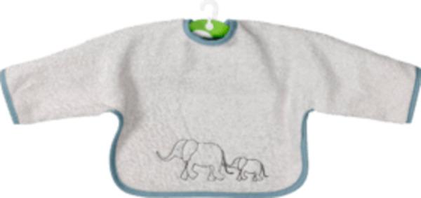 ALANA Baby Ärmellätzchen, in Bio-Baumwolle, grau, blau, für Mädchen und Jungen