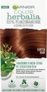 COLOR herbalia Pflanzenhaarfarbe Bernsteinbraun