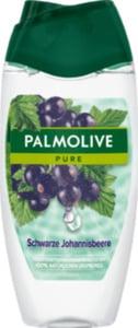 Palmolive Duschgel PURE schwarze Johannisbeere