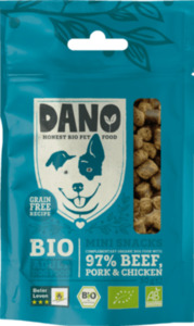 DANO Snacks für Hunde, Adult, Mini-Snacks