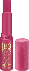 183 DAYS by trend IT UP Lippenstift Velvet Berry Lipstick 060