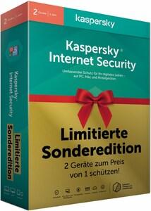 Internet Security 2020 Limited Edition Software für 2 Geräte