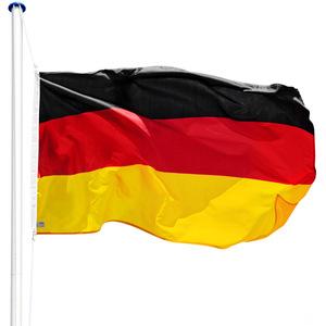 Aluminium Fahnenmast Deutschland