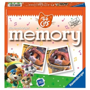 Ravensburger - memory: 44 Cats