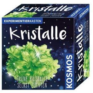 Kosmos - Kristalle Grün