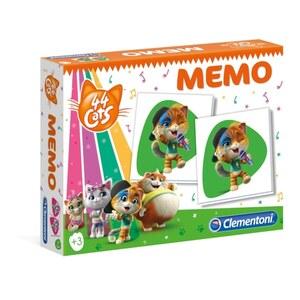 Memo Kompakt - 44 Cats