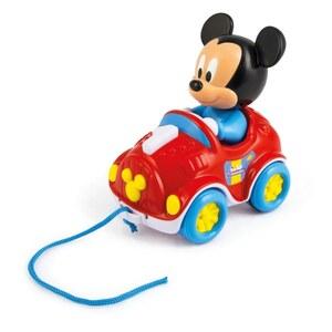 Clementoni - Mickey Mouse: Baby Mickey Nachziehauto