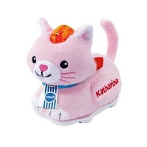 VTech - Tip Tap Baby Tiere: Plüsch-Katze, pink
